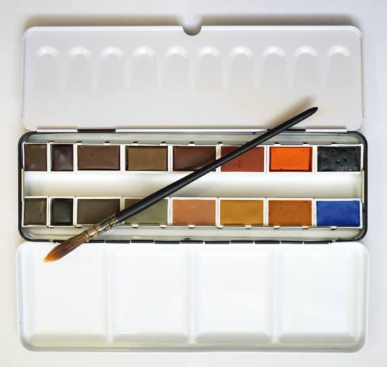 Die Farben des Aargaus - Stefan Muntwyler Pigmente