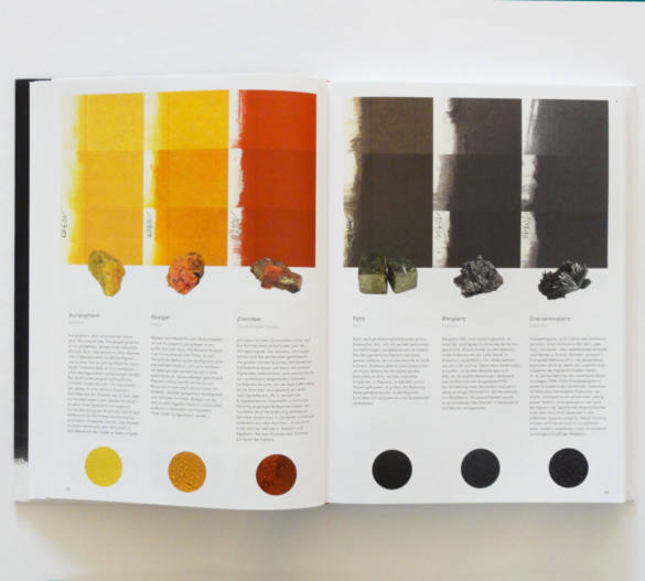 Farbbuch (vergriffen) - Stefan Muntwyler Pigmente